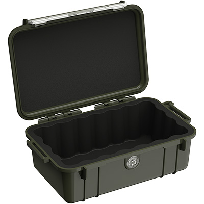 pelican 1050 od green phone case