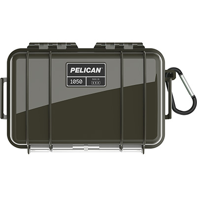 pelican 1050 od green waterproof case