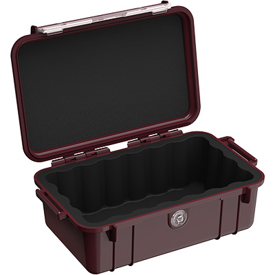 pelican 1050 oxblood phone case