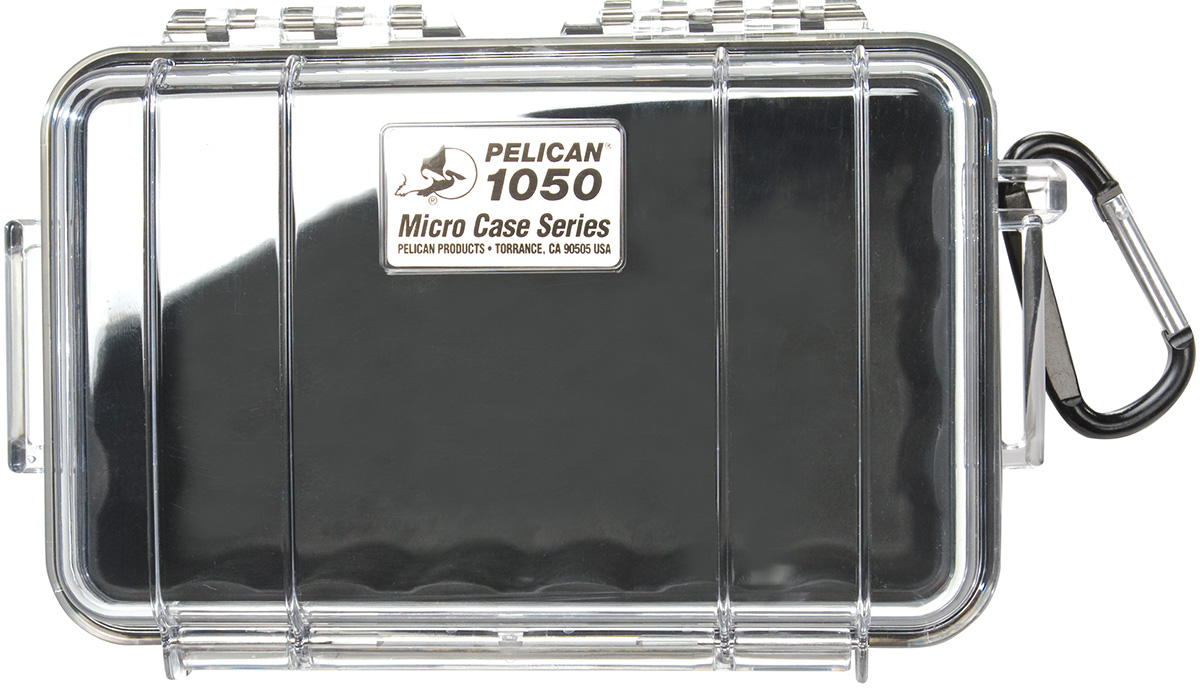 pelican 1050 waterproof electronics enclosure box