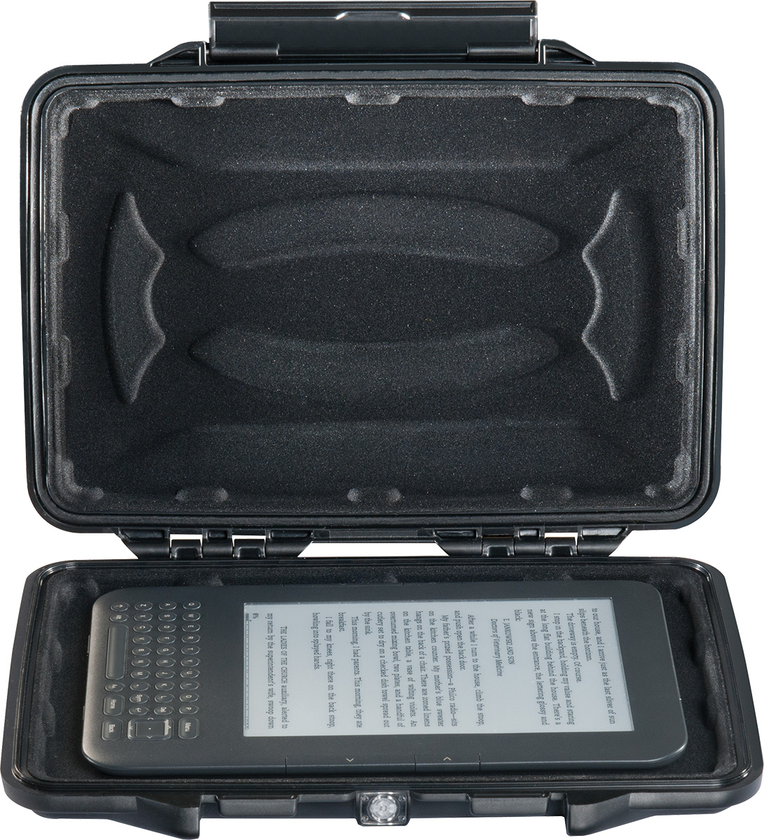 pelican 1055cc hardback kindle case