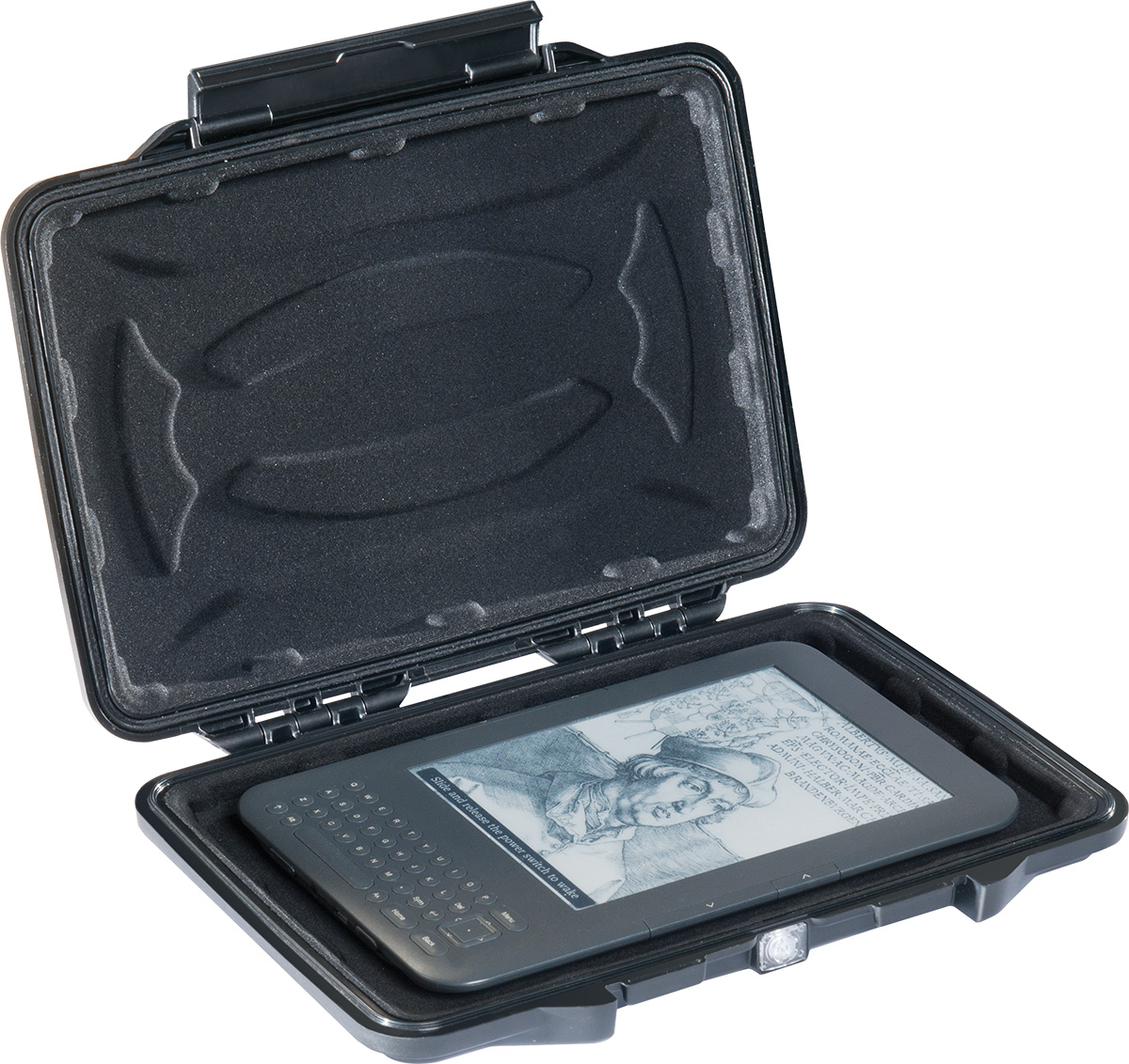 pelican 1055cc kindle tablet hard case