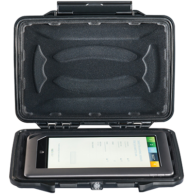 pelican 1055cc hard crushproof ipad mini protection case