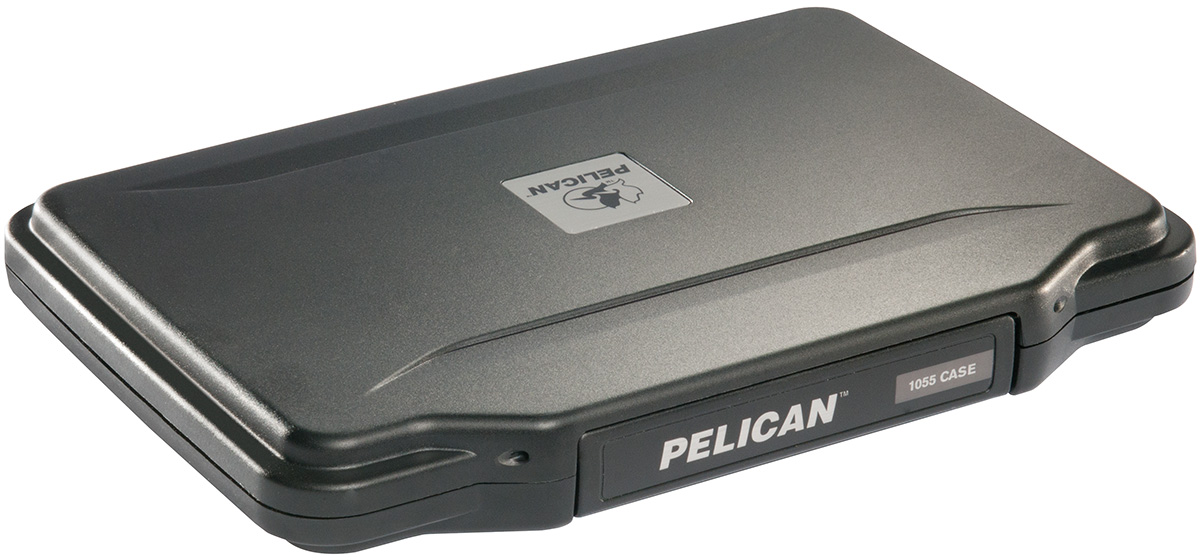 pelican peli products 1055CC hard usa made ipod mini case