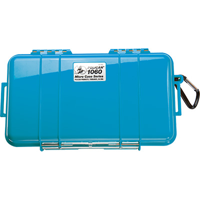 pelican 1060 1010 blue waterboat boat micro case