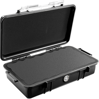 pelican 1060 micro black clip on case