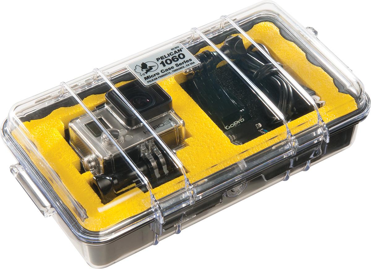 pelican 1060 micro gopro camera case