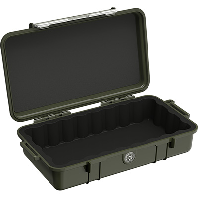 pelican 1060 od green phone case