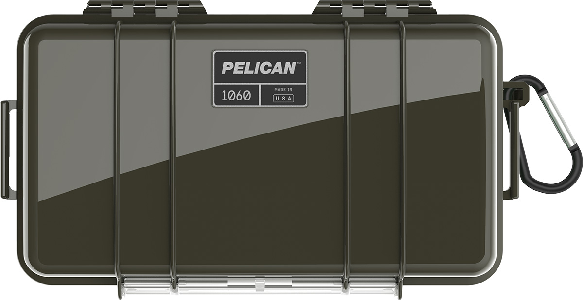 pelican 1060 od green waterproof case