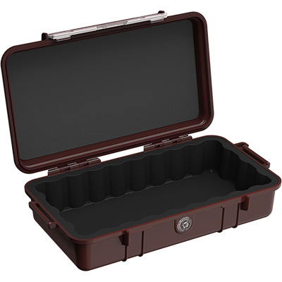 pelican 1060 oxblood phone case