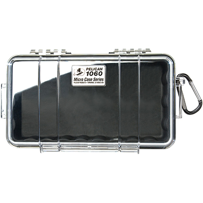 pelican 1060 waterproof gopro protection case