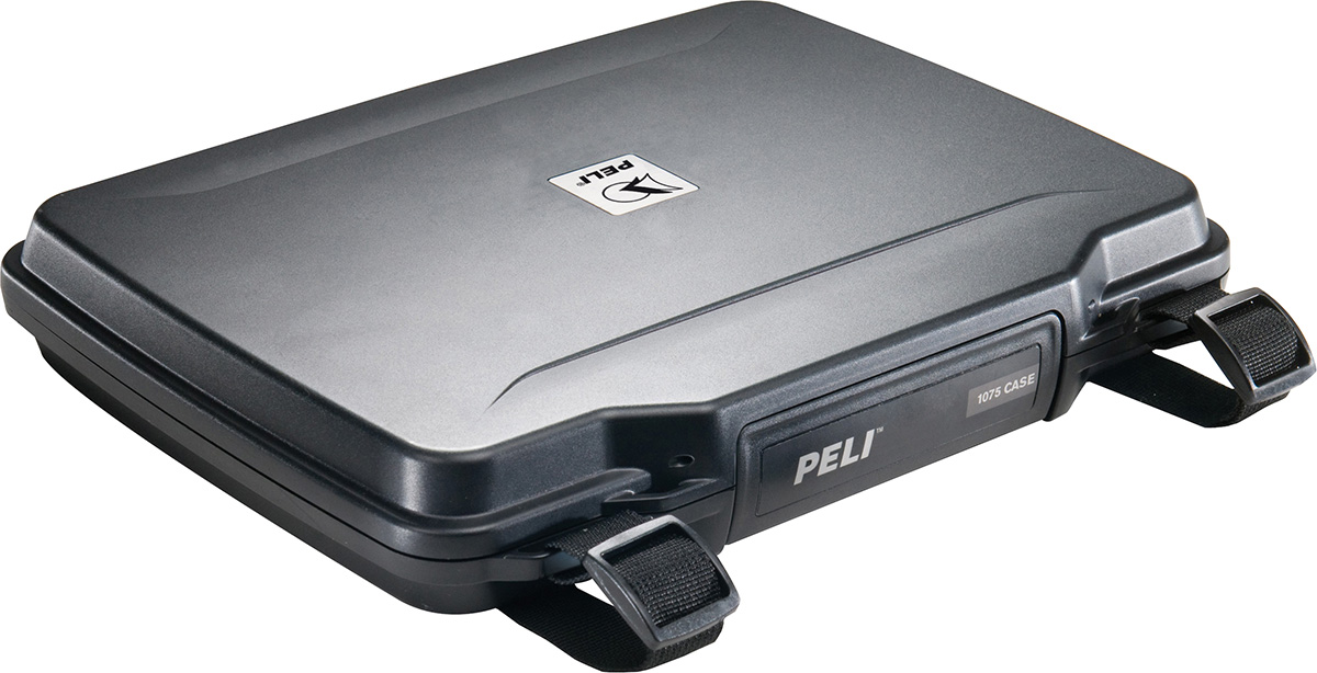 peli 1075 hard shell laptop case watertight