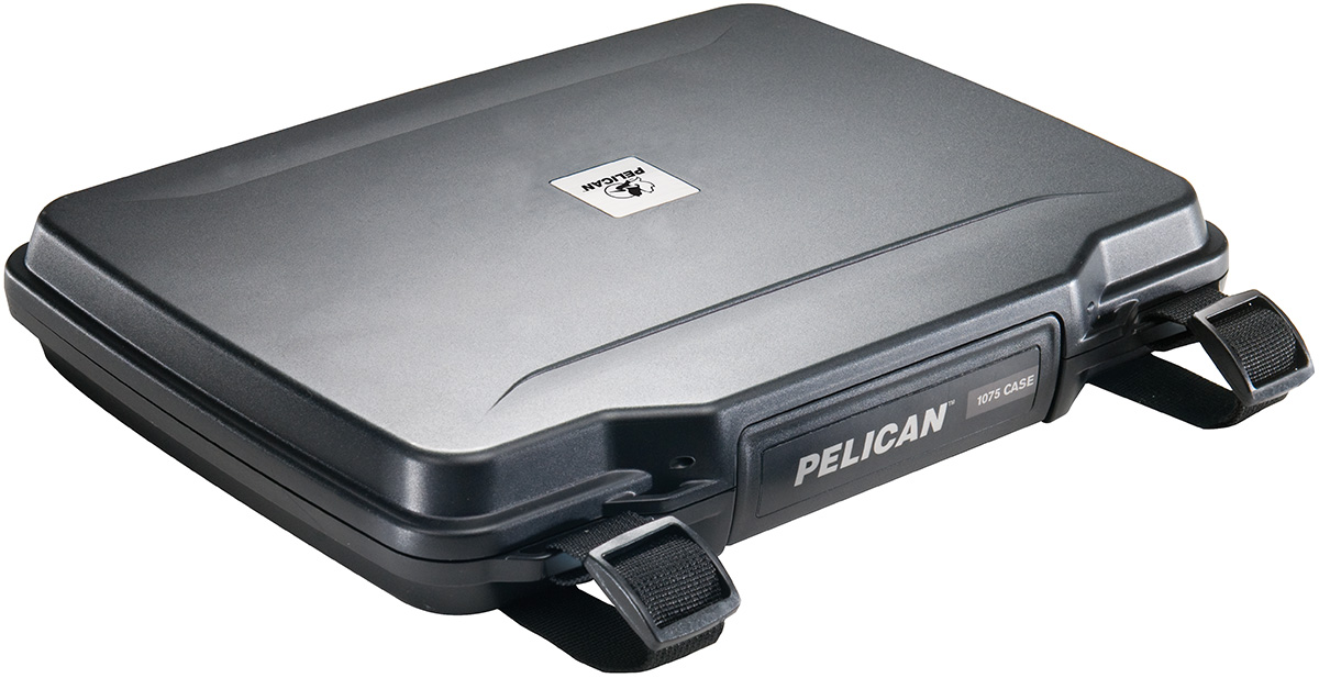 pelican 1075 rigid waterproof laptop hardcase