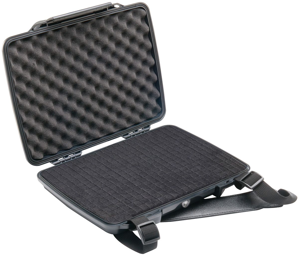 pelican 1075 rigid waterproof laptop tablet case