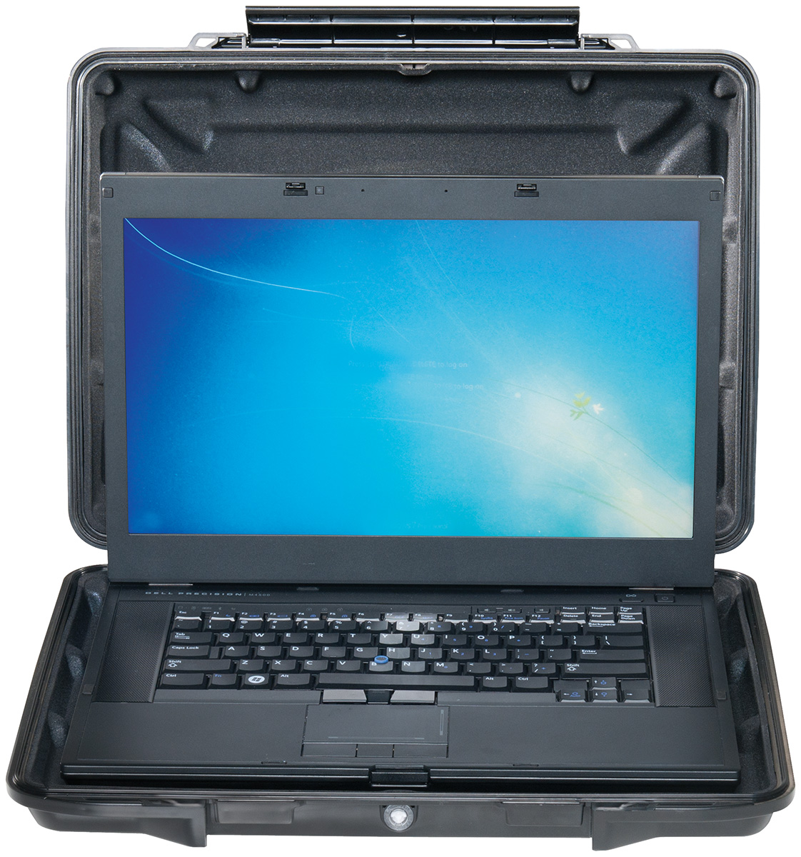 pelican peli products 1095CC watertight laptop protection case