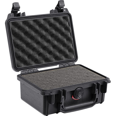 pelican watertight protective gopro case