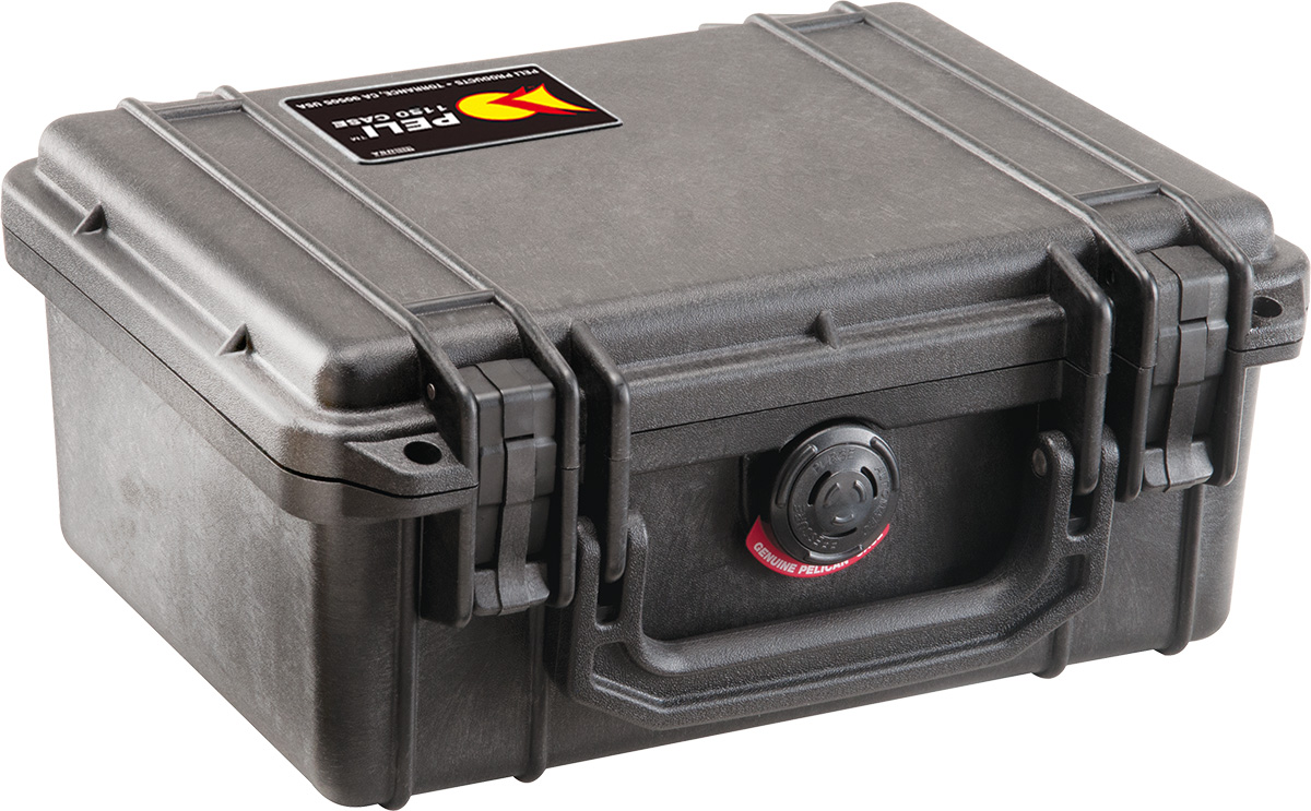 peli products 1150 hard case pelicase