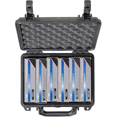 pelican 1150 ammo case bullet hard case