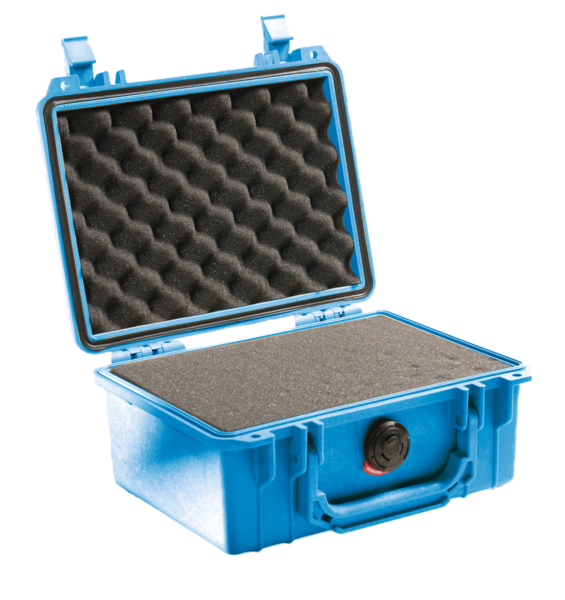 pelican 1150 blue handgun case