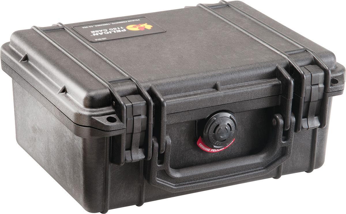 pelican 1150 waterproof hard gun case