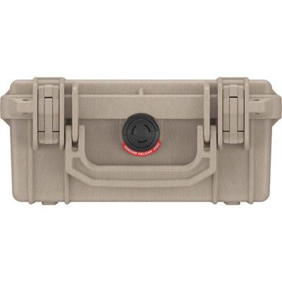 pelican protector 1150 tan watertight hard case