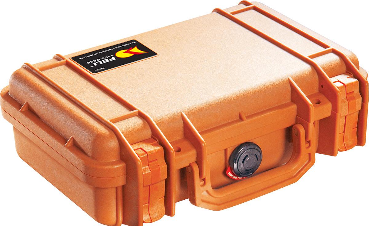 peli 170 orange camera case