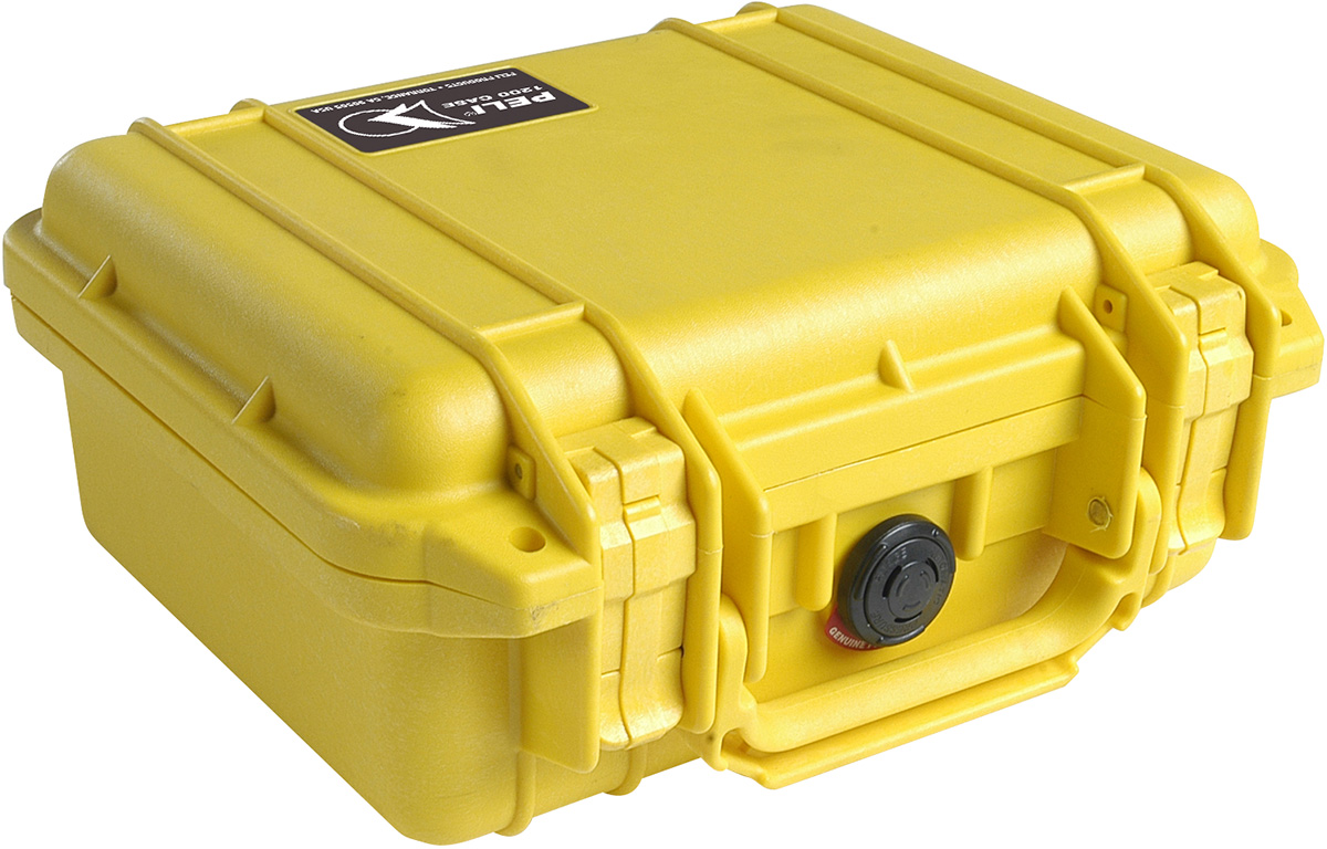 pelican 1200 hard case camera pelicase