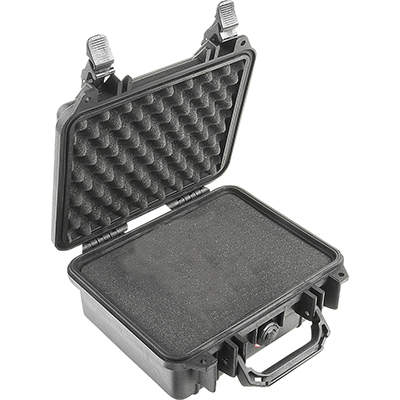 pelican 1200 hard pistol gun case watertight