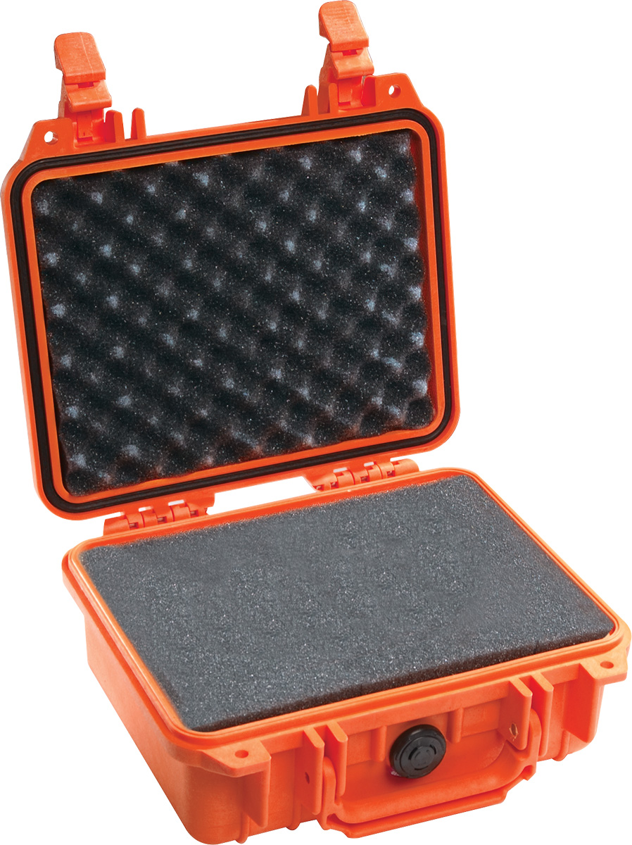 pelican 1200 orange protector case