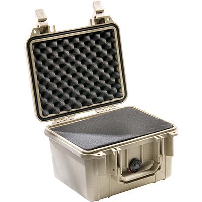 pelican 1300 desert tan pistol case