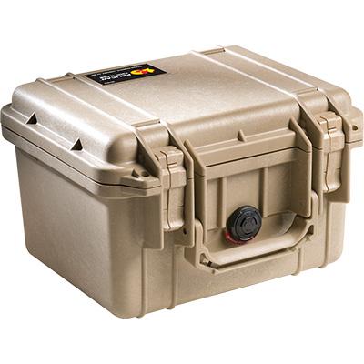 pelican 1300 desert tan protection case
