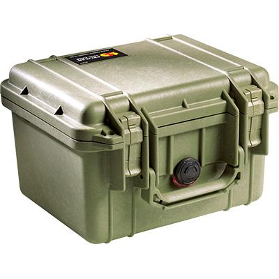 pelican 1300 green camera case
