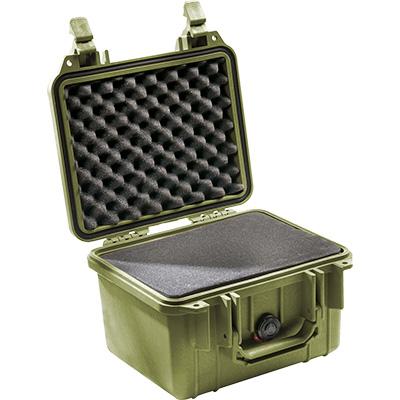 pelican 1300 green tough hard case