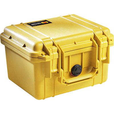 pelican 1300 yellow protector case