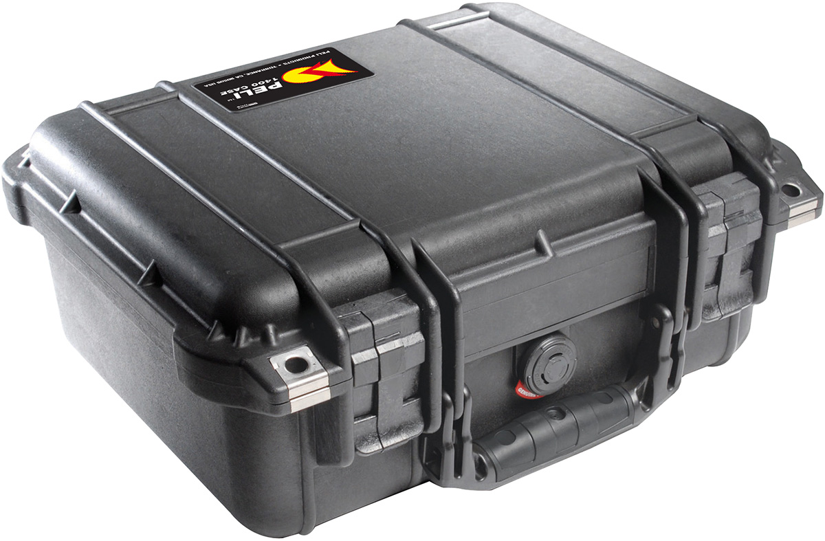 pelican 1400 pelicase hard watertight cases