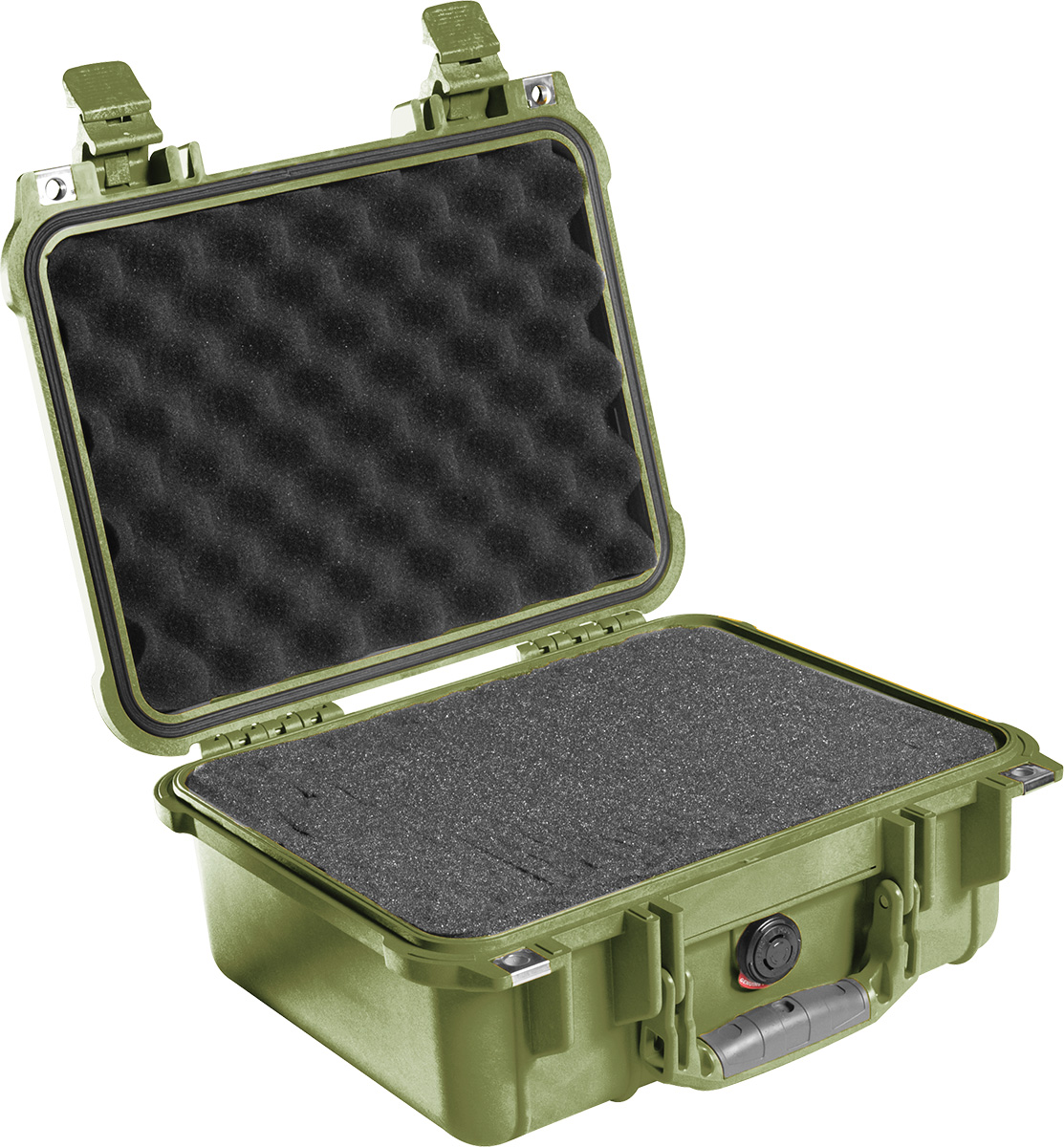 pelican 1400 green extreme environmental case