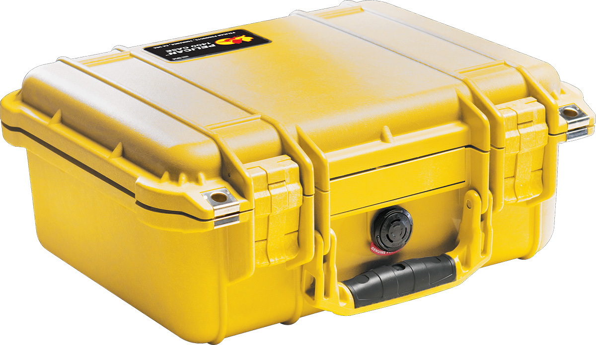 pelican 1400 survival case
