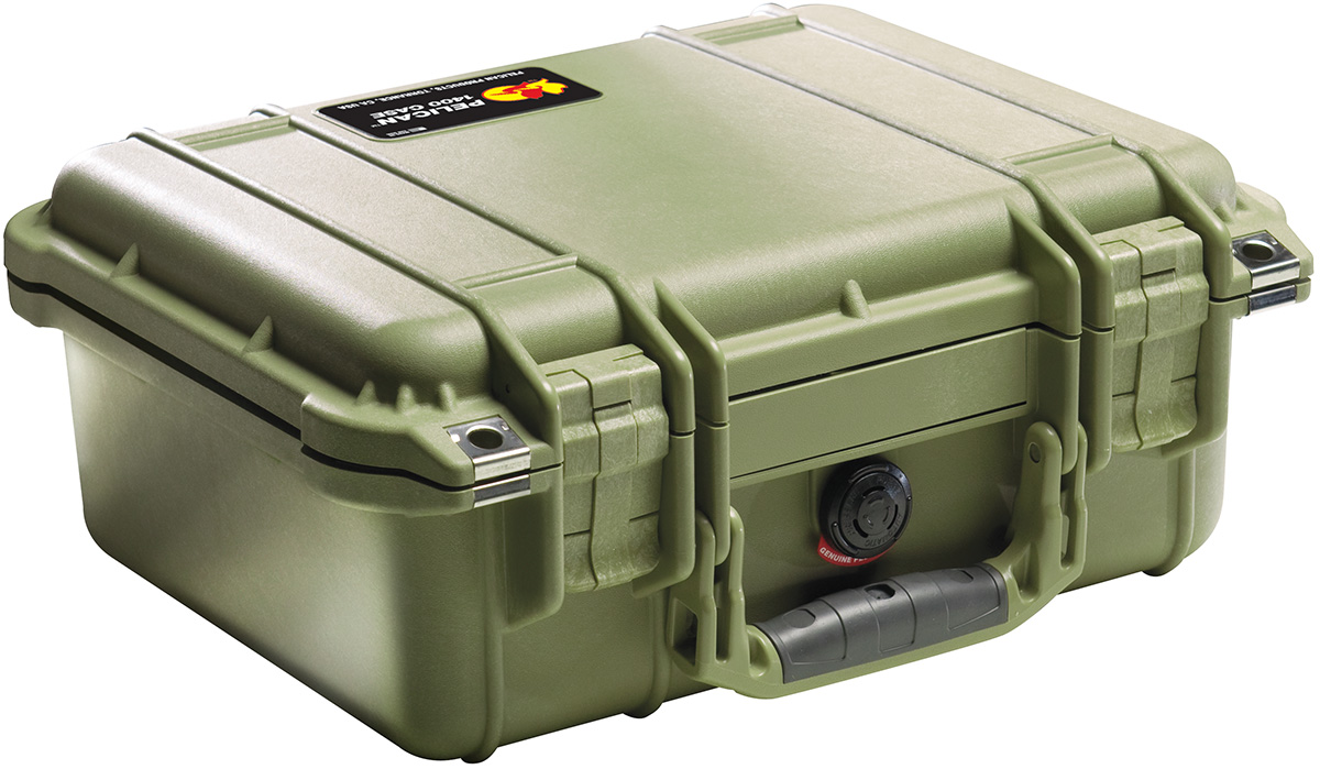 pelican 1400 toughest watertight hard case