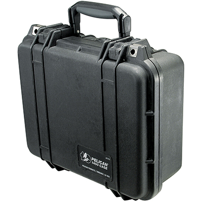 pelican 1400 crush water proof camera case