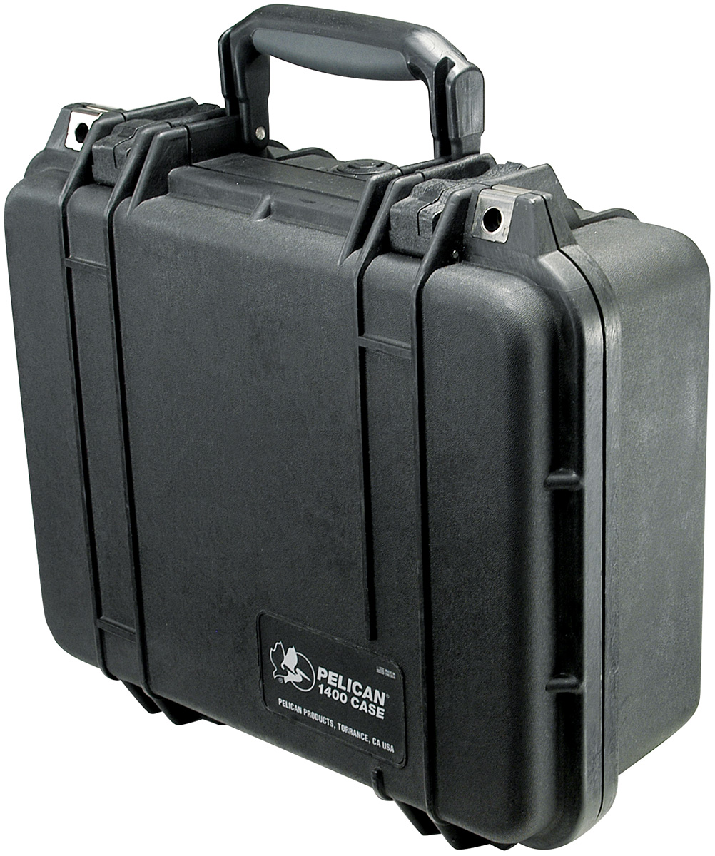 pelican crush water proof camera case