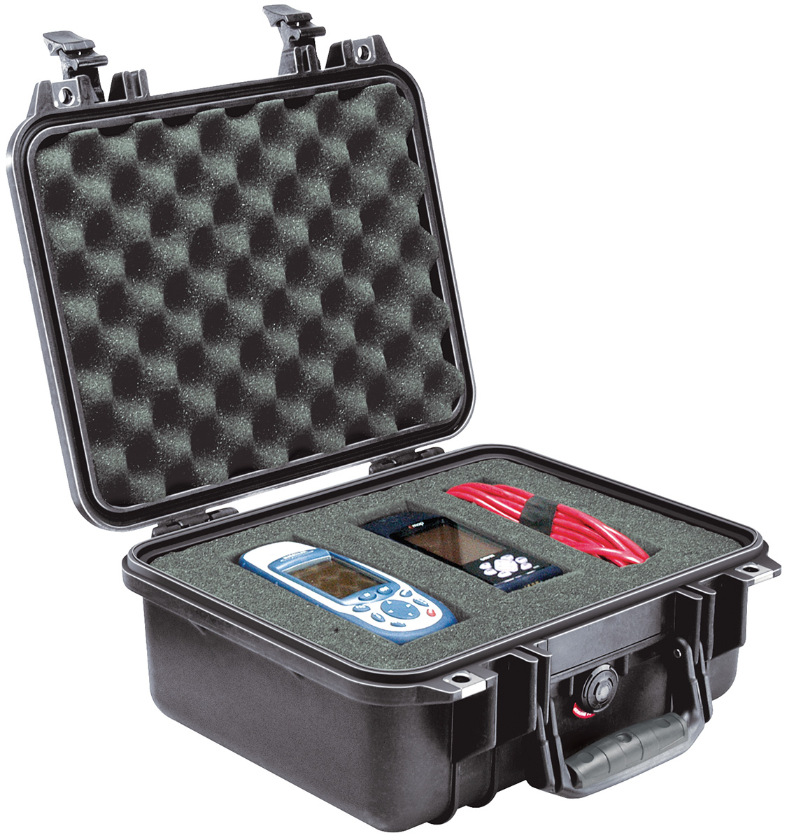 pelican crush water proof electronics case
