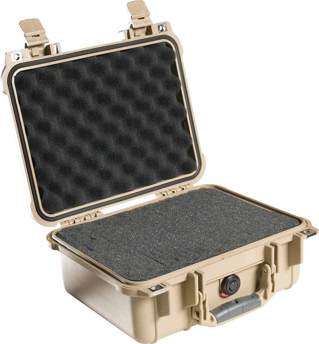 pelican 1400 desert environment rugged case