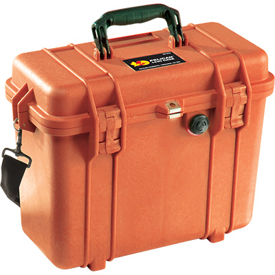 pelican 1430 protector orange top case