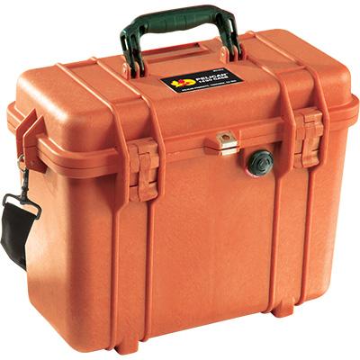 pelican 1430 protector orange top case
