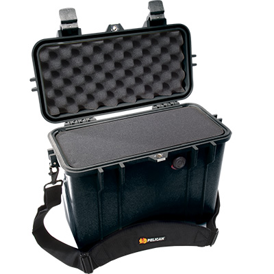pelican 1430 top loader black protector case