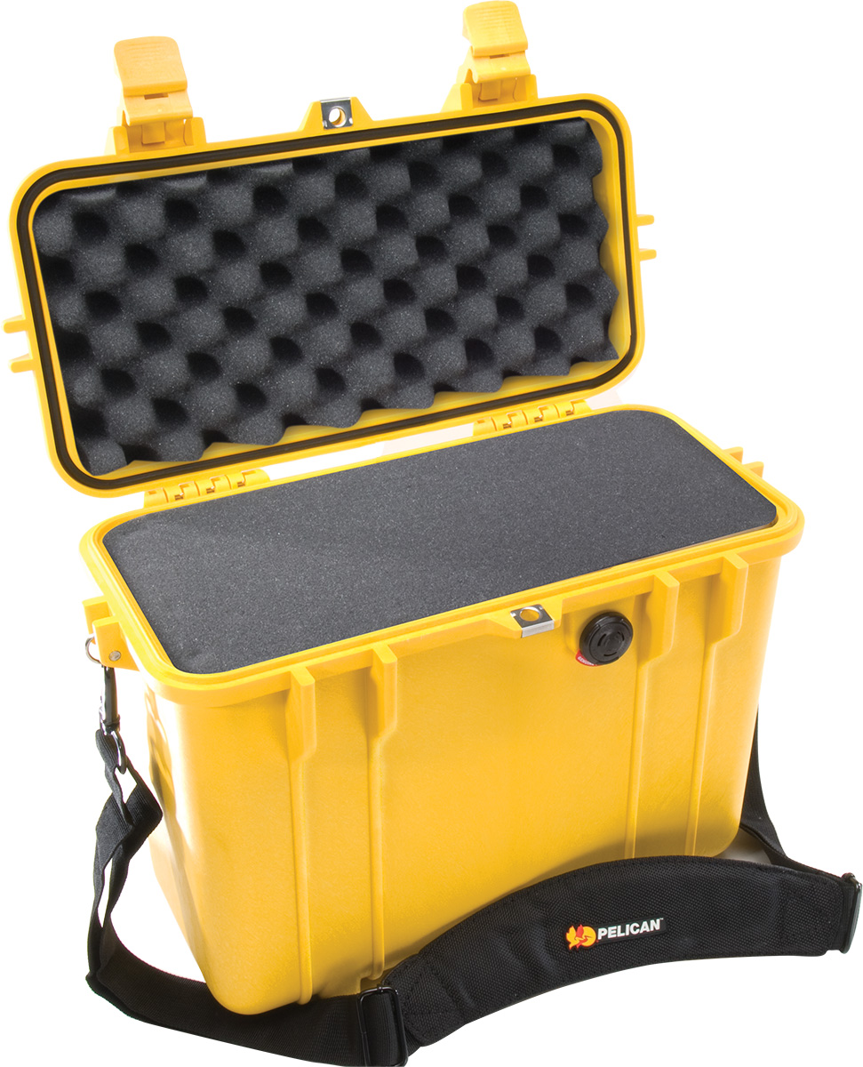 pelican 1430 top loader protector foam yellow