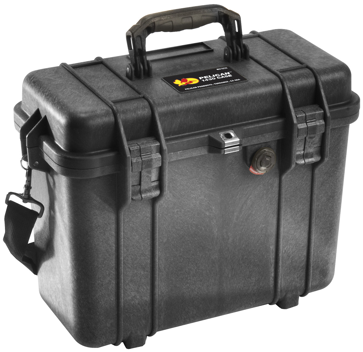 pelican peli products 1430 waterproof motorcycle hard case