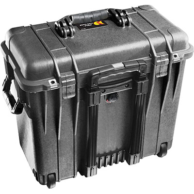 peli 1440 black top loader case