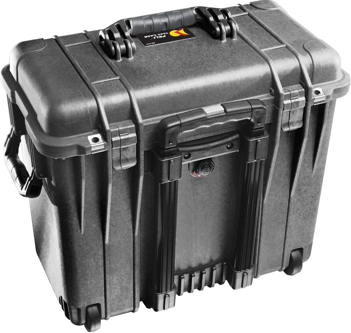 peli 1440 black top loader case