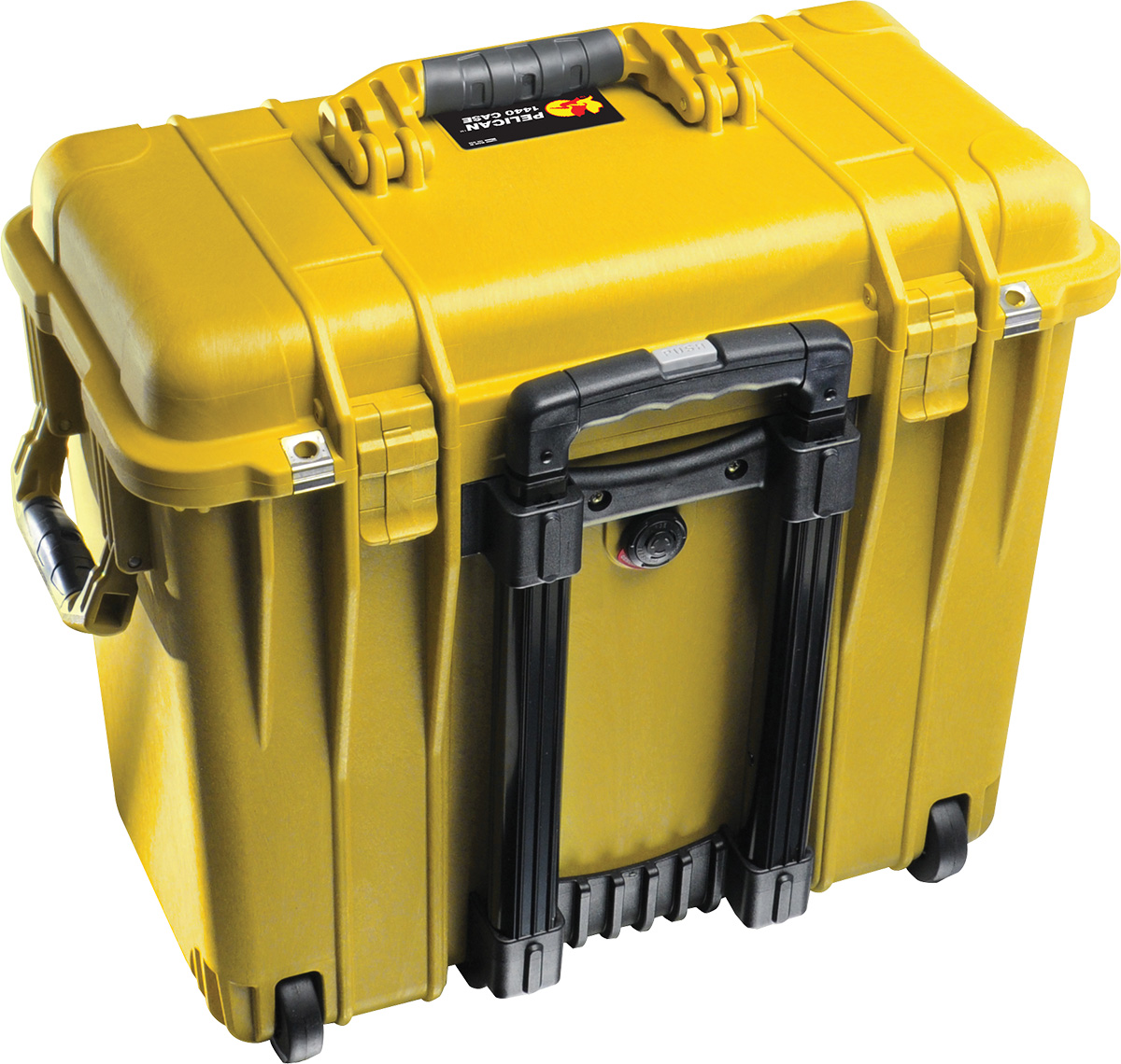 pelican 1440 yellow mobile camera case
